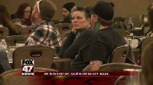 Body art conference in Lansing stresses safety [Video]