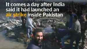 India and Pakistan down each other's jets, Kashmir conflict heats up [Video]
