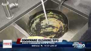 Consumer Reports: Taking care of cookware [Video]