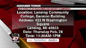 Around Town - 400 Years of African American History Commission - 2/27/19 [Video]