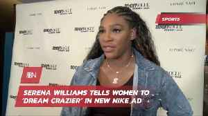 Serena Williams Nike Oscars Ad Gives Power To Women [Video]