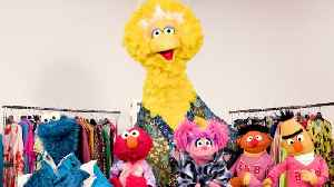 Sesame Street Celebrates 50th Anniversary With InStyle Covers [Video]