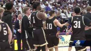 Wofford ranked No. 24 in AP Top 25, campus celebrating the milestone [Video]