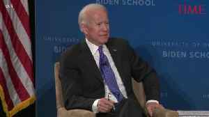 Joe Biden Says 'Don't Be Surprised' If He Decides to Run for President [Video]