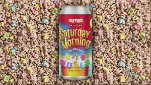 Virginia Brewery Unveils Lucky Charms Beer [Video]