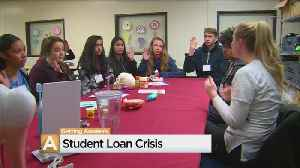 Student Loan Crisis Has Some Students Looking For Alternate Paths [Video]