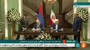 Zarif goes back to work after his resignation is rejected [Video]