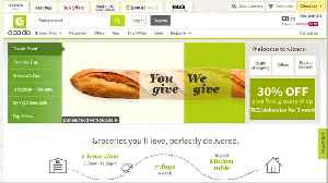 UK's M&S pays 750 million pounds to seal Ocado online food tie-up [Video]