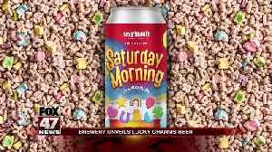 Magically ridiculous: Lucky Charms-inspired beer [Video]