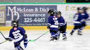 Dad mic'd up 4-year-old during hockey and it's the cutest thing! [Video]