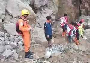 Dozens Buried in Landslide at Illegal Gold Mine in Indonesia [Video]