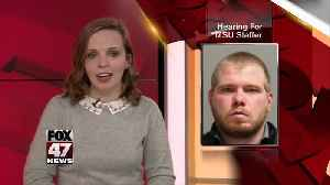 Hearing scheduled for man charged in MSU moped death [Video]