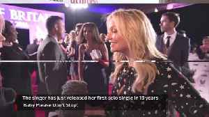 Emma Bunton hints the Spice Girls could record new music [Video]