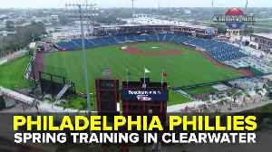 Philadelphia Phillies Spring Training in Sarasota | Taste and See Tampa Bay [Video]