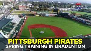 Pittsburgh Pirates Spring Training in Sarasota | Taste and See Tampa Bay [Video]