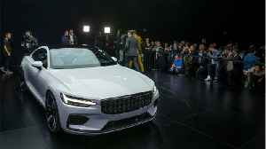 Volvo's Polestar Unveils Electric Car To Rival Tesla 3 [Video]