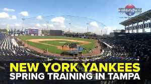 New York Yankees Spring Training in Tampa | Taste and See Tampa Bay [Video]