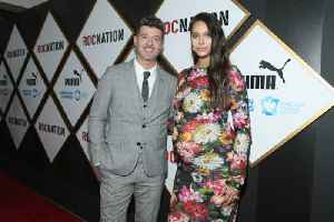 Robin Thicke and April Love Geary welcome their second child [Video]