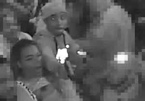Shooting Inside Crowded DC Restaurant Captured on Security Cameras [Video]