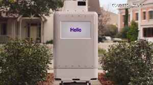 FedEx bot may soon deliver your pizza [Video]