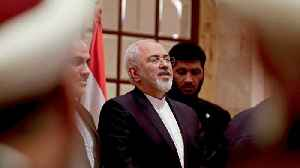Iran's Foreign Minister Returns To Work [Video]