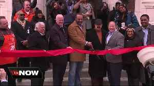 Saint Rita Apartments to hold grand opening Wednesday, offering affordable housing [Video]