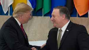 Pompeo Reveals Trump's 'Favorite' Questions [Video]