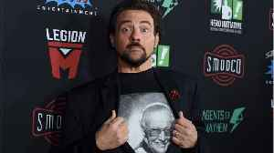 Kevin Smith Reveals BTS Video For 'Jay and Silent Bob Reboot' [Video]