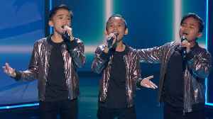 TNT Boys Smash 'And I Am Telling You I'm Not Going' - The World's Best Battle Rounds [Video]