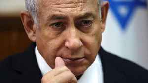 Israeli Prime Minister Netanyahu 'to be charged over corruption' [Video]