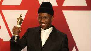Two-Time Oscar Winner Mahershala Ali's Newest Project [Video]