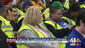 KCPS will have new bus vendor next school year [Video]