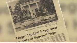 Delray Beach high school integrated nearly 60 years ago [Video]