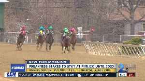 The Preakness wavering future at Pimlico after 2020, plans set on Laurel Park [Video]