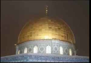 Flooding Reported Following Heavy Rain at Dome of the Rock in Jerusalem [Video]