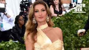 Gisele's DIY morning routine could be the key to her beauty [Video]