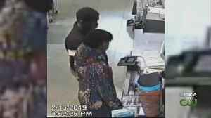 Twist In Case Of Auto, Credit Card Theft [Video]