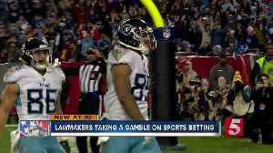 Bill would make sports gambling legal in Tennessee [Video]