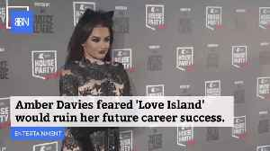 Amber Davies Was Worried About Her Role In Love Island [Video]
