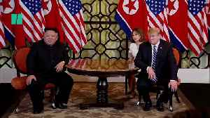 US-North Korea Summit On Denuclearisation Ends Abruptly [Video]