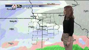 Lindsey Anderson's Morning Weather Forecast [Video]