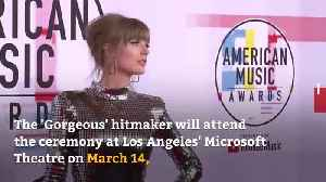 Taylor Swift to receive iHeartRadio award [Video]