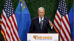 Michael Bloomberg Making 2020 Moves [Video]