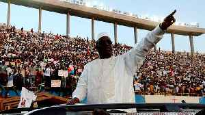 Electoral commission: Senegal's Macky Sall wins second term [Video]
