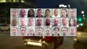 33 Arrested in Utah Drug Bust, Some with Ties to Notorious Mexican Cartel [Video]