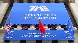 KKR, China's Tencent eyeing bids for Universal Music - sources [Video]