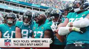 Nick Foles' Future: Where Will He End Up? [Video]