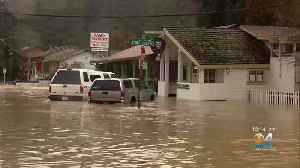 Parts Of Northern California Are Dealing With Major Flooding [Video]