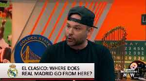 Real Madrid Can't Afford to Lose El Classico Twice in One Week [Video]