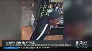 Livery Cab Driver Assaulted Inside Brooklyn Deli [Video]
